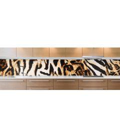 crédence tigre pelage