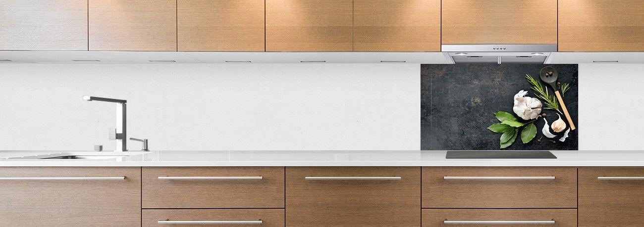 cr dence de cuisine sur mesure cr dence aliment fond de hotte ardoise condiment. Black Bedroom Furniture Sets. Home Design Ideas