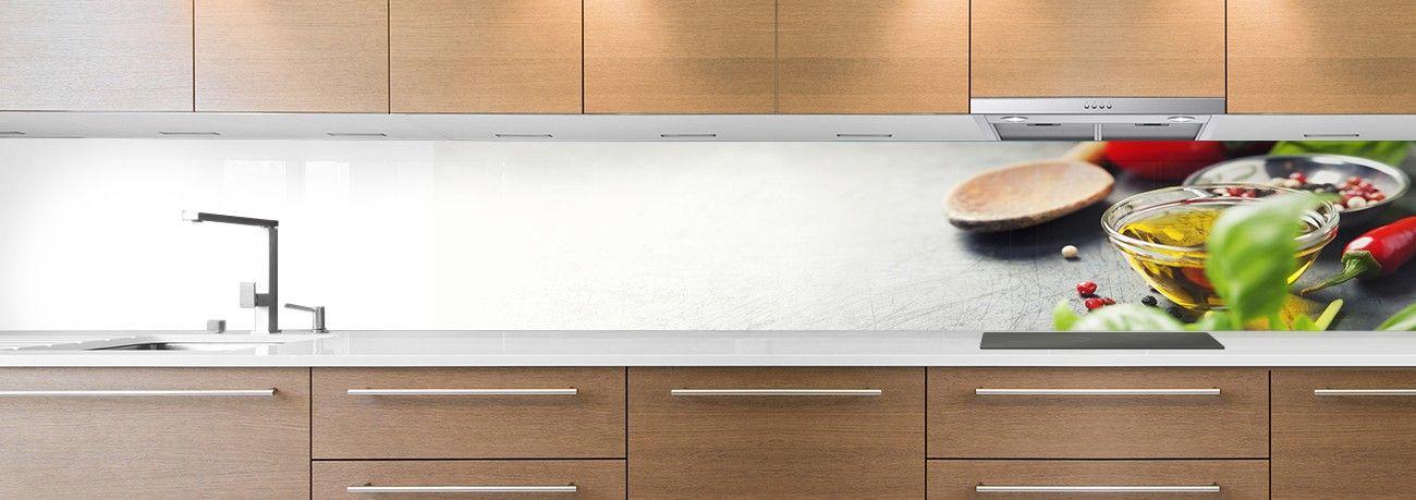 Cr dence de cuisine sur mesure cr dence aliment italie for Credence alu brosse sur mesure
