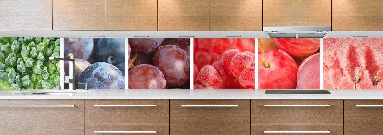 crédence fruits & légumes vignettes