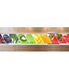 crédence fruits & légumes