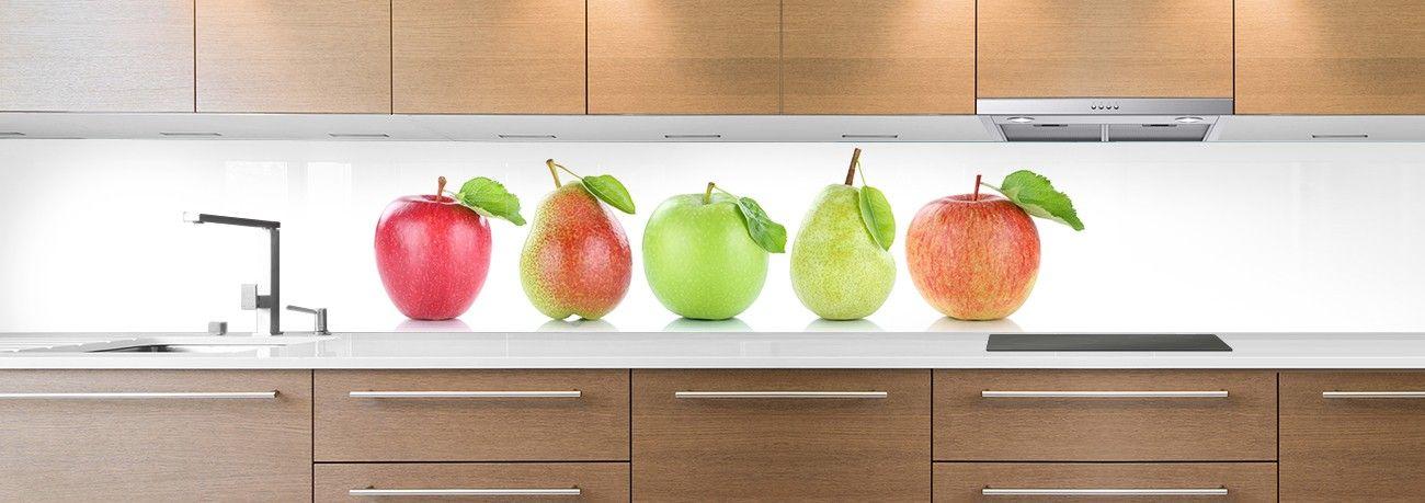 crédence pommes & poires